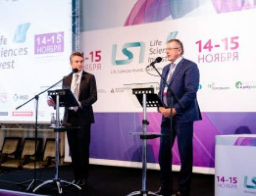 Life Sciences Invest.Partnering Russia 2018