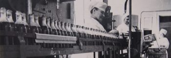 1970s. Launch of blood substitutes production