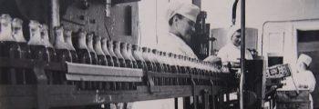 1970-е годы. Начало производства кровезаменителей.