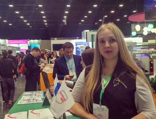 Samson-Med Company at IPhEB Russia, 04-04/04/2019