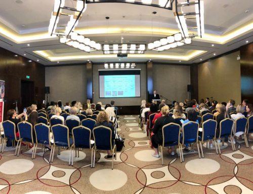16-17 октября Самсон-Мед выступил спонсором школы Pro age Technology в г. Сочи